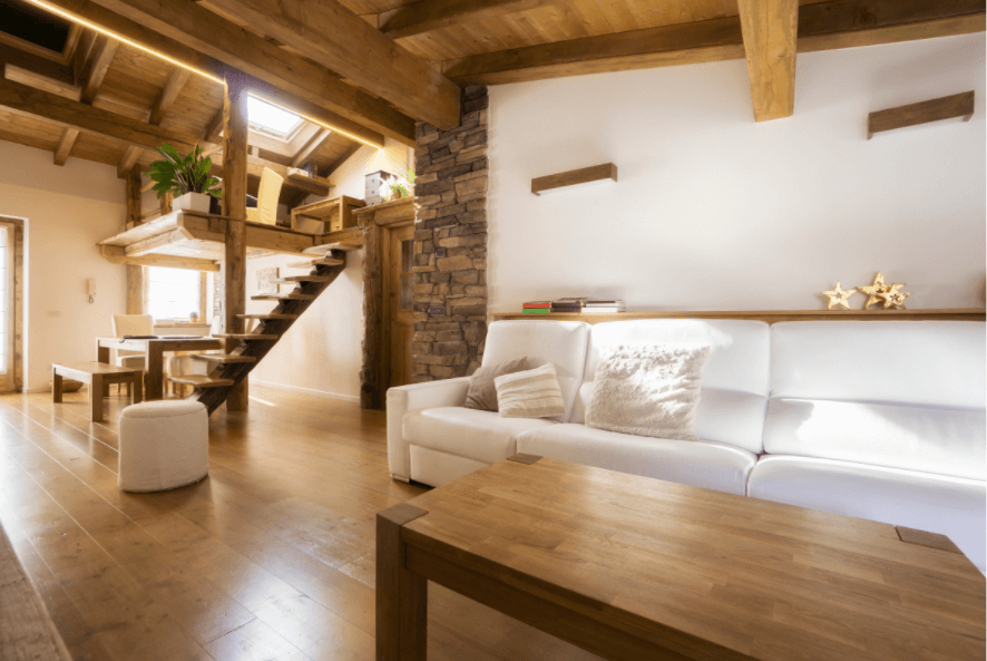 style chalet suisse