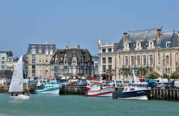 résidence senior calvados - Port Trouville sur Mer