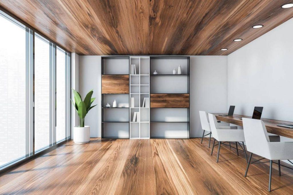 Faux plafond bureau